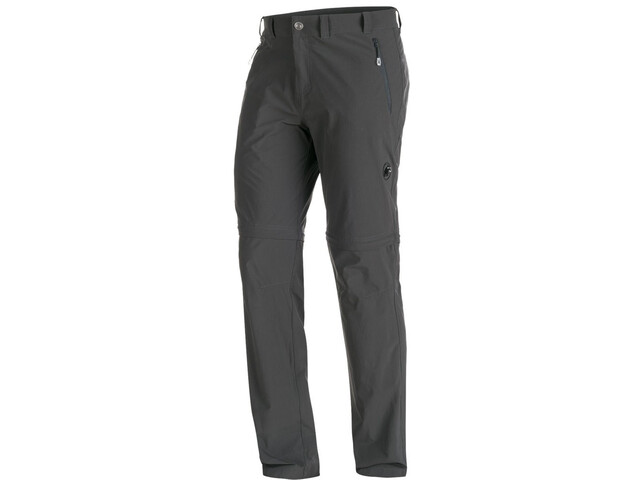 Mammut Runbold Zip Off Pant Short Men graphite